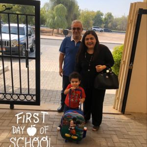 Nadia - School Principal